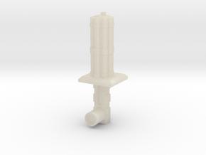 Sunlink - KaPow Chaingun in White Acrylic