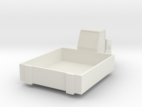 Weejana AML-6 in White Natural Versatile Plastic