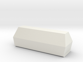 Sarg 1:220 in White Natural Versatile Plastic