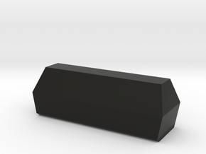 Coffin 1:87 in Black Strong & Flexible
