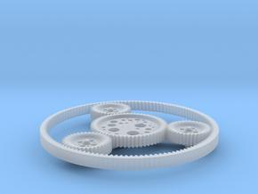 Orbit Gears in Frosted Ultra Detail