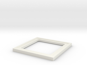 recessedspacer2 in White Strong & Flexible