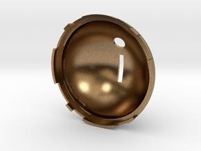 Thermal Detonator - Top hemisphere in Natural Brass