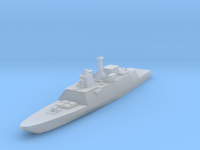 FREMM Frigate 1:2400 in Frosted Ultra Detail