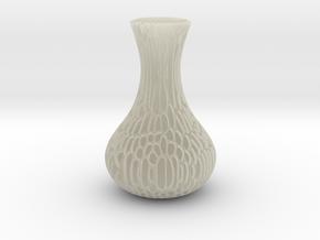 Organovase Organic Vase in Transparent Acrylic