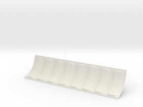 Architrave in White Natural Versatile Plastic