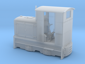 Feldbahn Gmeinder 20/24 (Spur 0e/f) in Smooth Fine Detail Plastic
