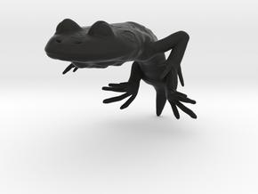 GEROBATRACHUS SOLID in Black Strong & Flexible