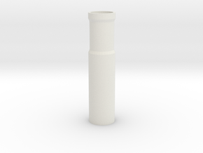 306 DripTip in White Natural Versatile Plastic