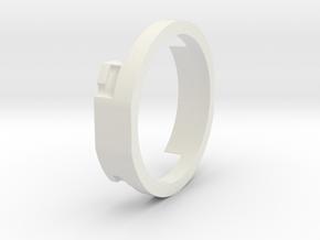 13006-21 in White Natural Versatile Plastic