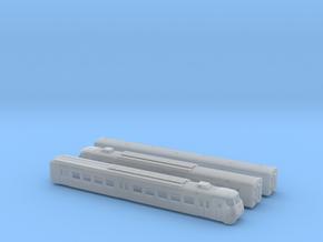 SGMm (FUD) 3 delig (Vlaflip) in Smooth Fine Detail Plastic