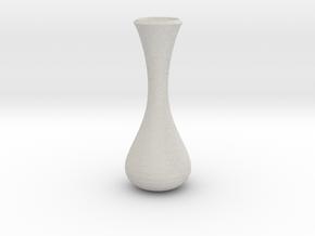 vase 6 in Full Color Sandstone