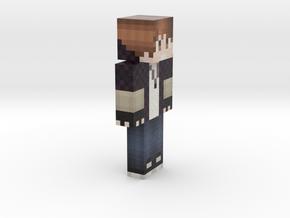 7cm | Enderd17 in Full Color Sandstone