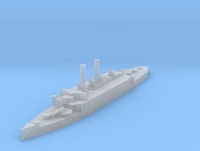 USS Atlanta (1884) 1:1200 x1 in Smooth Fine Detail Plastic