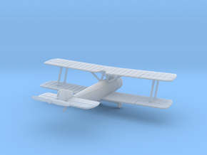 1/144 Sopwith 1 1/2 Strutter (1-seat)   in Smooth Fine Detail Plastic