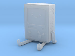 BMO Lamp in Color in Smooth Fine Detail Plastic