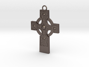 celtic cross 2 in Stainless Steel