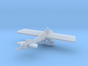 Morane Saulnier N & pilot 1/144th scale  in Smooth Fine Detail Plastic