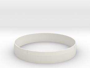 1:48 Revell SLA Adapter in White Natural Versatile Plastic