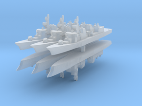 Takanami 1:4800 x6 in Smooth Fine Detail Plastic