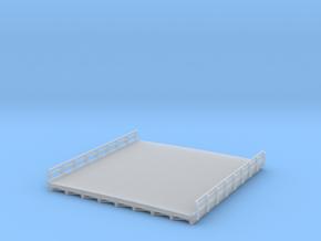 N-Scale Highway Bridge in Smooth Fine Detail Plastic
