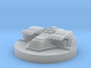 Star Destroyer Turret in Smooth Fine Detail Plastic