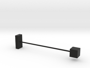 hammer 4 in Black Strong & Flexible