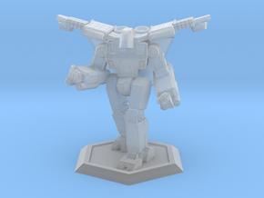 Mecha- Crusher LAM BattleMech (1/285th) in Smooth Fine Detail Plastic