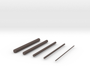 thin rods in Stainless Steel