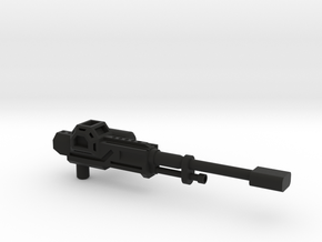 Hiss Auto Cannon 1 (fixed) in Black Strong & Flexible