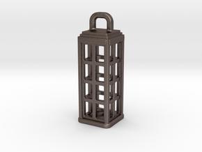 Tardis Lantern 1: Tritium (All Materials) in Stainless Steel
