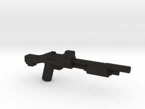 CUSM34 Shotgun in Black Acrylic