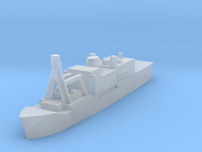 HMS Endurance (1967) 1:3000 x1 in Smooth Fine Detail Plastic