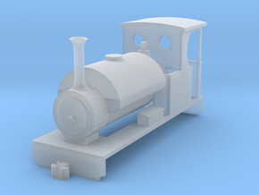 """SK03 - """"Mongrel"""" OO9 Steam Locomotive in Frosted Ultra Detail"""