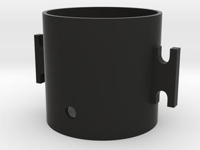 28mm Counter Rotating Case For 10mm Inrunner in Black Natural Versatile Plastic