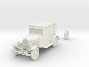 PV04 Model A Fordor (28mm) in White Natural Versatile Plastic