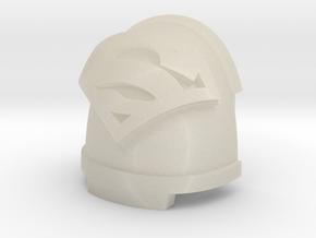 Super Terminator Pad in White Acrylic