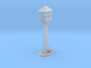 Switch Tower 2 - Zscale in Smooth Fine Detail Plastic
