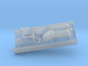 MAN 10t Accessory in Smooth Fine Detail Plastic: 1:144