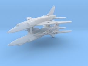 Tu-28 1:600 x2 (FUD) in Smooth Fine Detail Plastic