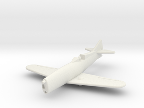 GAAR10 Rider R2 in White Natural Versatile Plastic