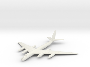 Tu-95 1:300 x1 in White Natural Versatile Plastic