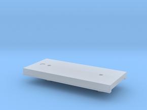 tender bodenplatte in Smooth Fine Detail Plastic