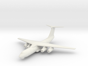 Il-76 1:600 x1 in White Strong & Flexible
