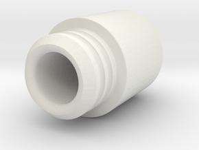 AWBD-100-2 in White Natural Versatile Plastic