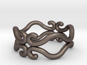 Femi Ring 1 in Stainless Steel