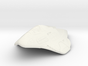 DFLY2 in White Natural Versatile Plastic