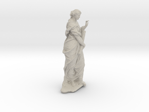 Statue, Allegory Of Harmony And Peace in Natural Sandstone
