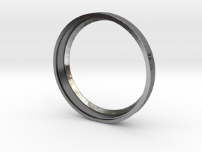 cp01 Rainbow Bezel 20111115 in Polished Silver
