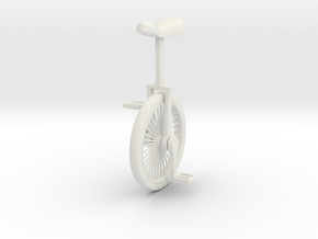 UNICYCLE in White Strong & Flexible